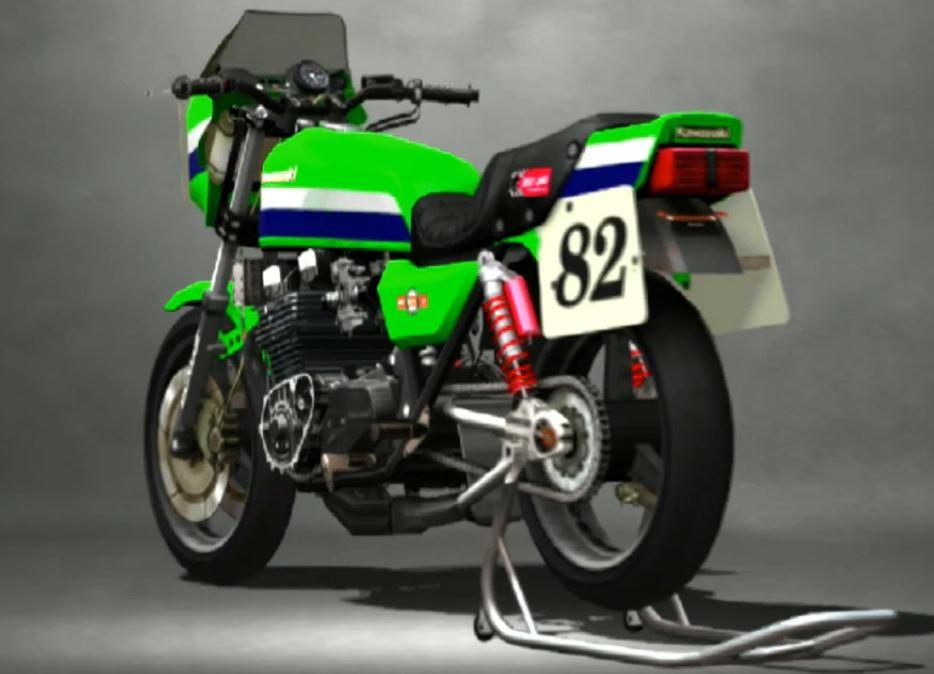 Kawasaki Z1000 S1 1982