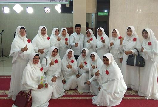 Anggota DPRD Kota Padang Hadiri Perayaan Tahun Baru Islam yang Digelar MTI Kuranji