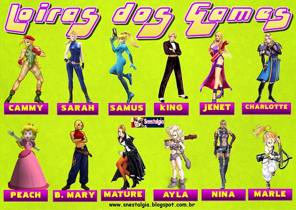 samus-peach-nina-marle-king-blue-mary-jenet-mature-games-loiras-blond