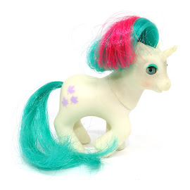 MLP Baby Gusty Year Four Beddy Bye Eye Ponies G1 Pony