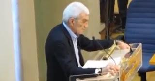 Γιάννης Μπουτάρης: «Ήθελα να ονομάσω την οδό Αποστόλου Παύλου σε Κεμάλ Ατατούρκ»