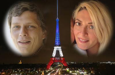 Antoine Leiris et Hélène Muyal-Leiris, assassinée au Bataclan