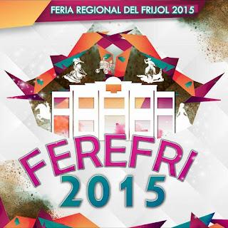 feria regional del frijol 2015