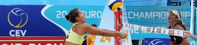 Beach Volleyball: CEV Satellite Turnier in Skopje