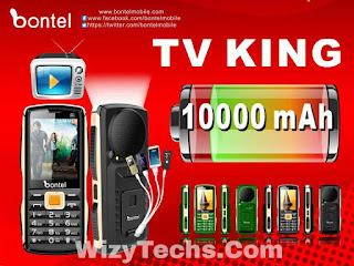 Features of Bontel King