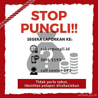 Saberpungli.id, Website Layanan Aduan dan Lapor Pungli