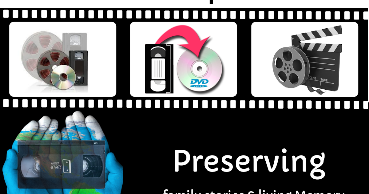 Digital Video Lab: How We Can Convert VCR Tapes to DVD