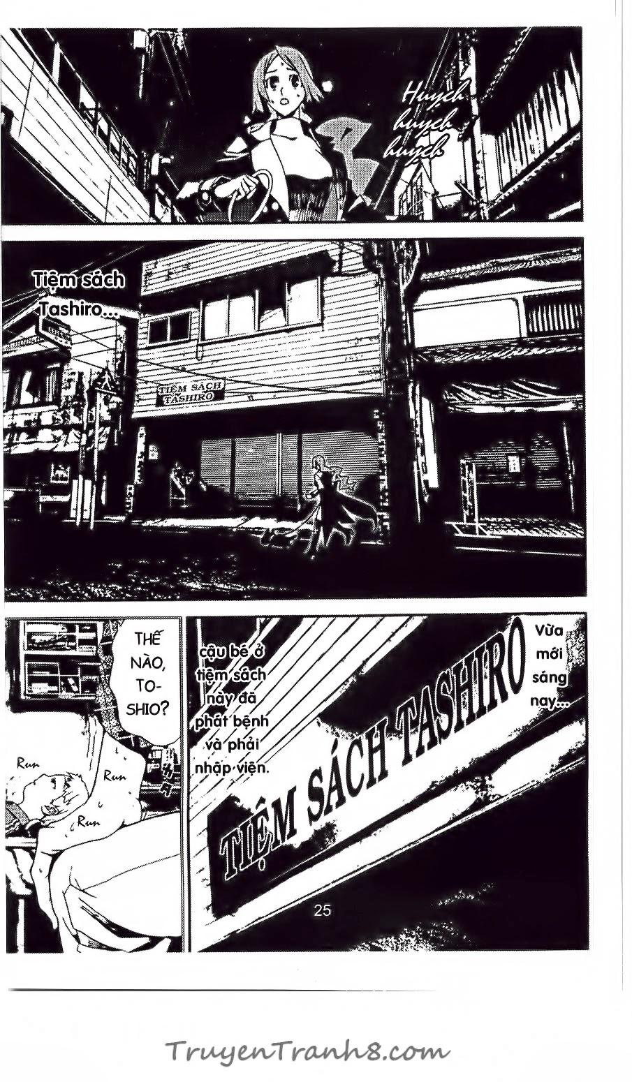 Shiki chapter 27 trang 25