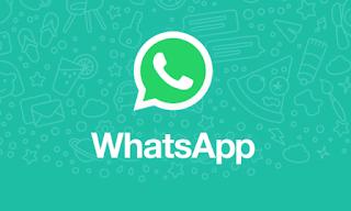 Cara Mudah Pasang Kode Script Tombol Share WhatsApp Keren Di Blogger