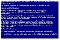 Penyebab Blue Screen Windows dan Solusi Cara Mengatasinya