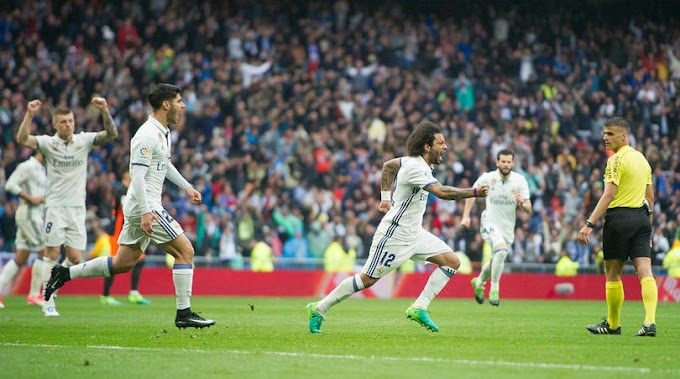 Madrid dug deep in our soul, says match- winner Marcelo