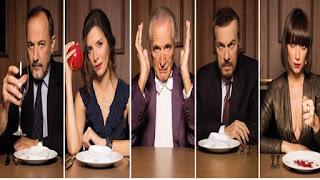 """""""Το δείπνο"""" του Χέρμαν Κοχ, σε σκηνοθεσία Λίλλυς Μελεμέ."""