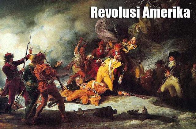 Gambar ilustrasi Pengaruh Revolusi Amerika bagi Indonesia