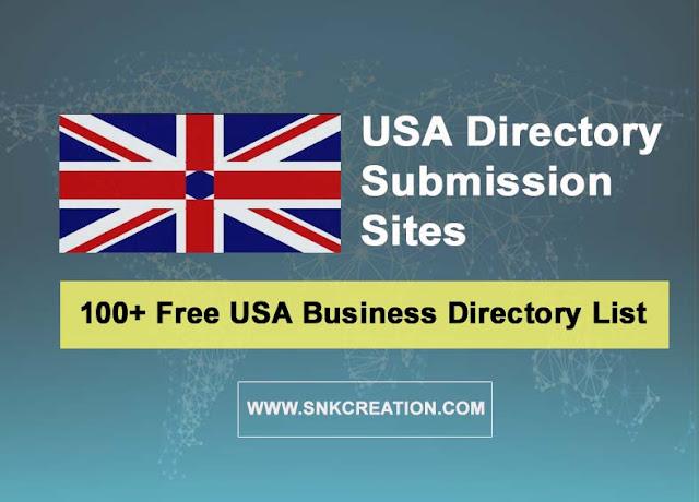 free usa business directory list