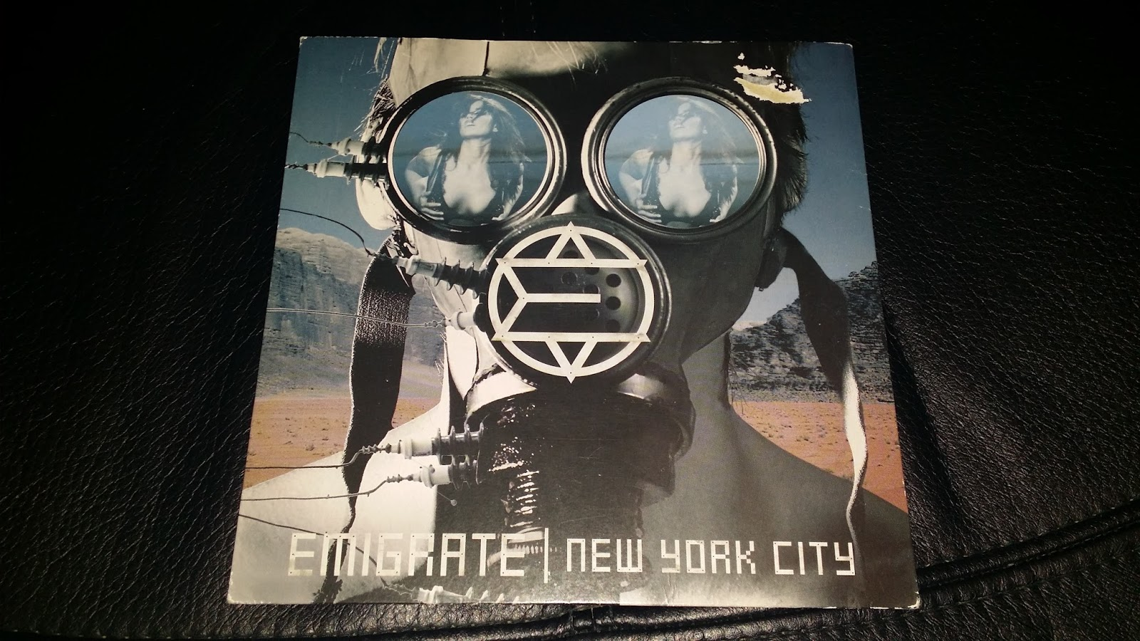 rammstein welcome to the rammstein collection by rc emigrate new york city 7 39 uk vinyl. Black Bedroom Furniture Sets. Home Design Ideas