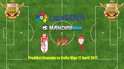 AGEN BOLA - Prediksi Granada vs Celta Vigo 17 April 2017