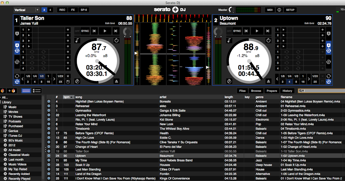 Become a virtual dj with this software
