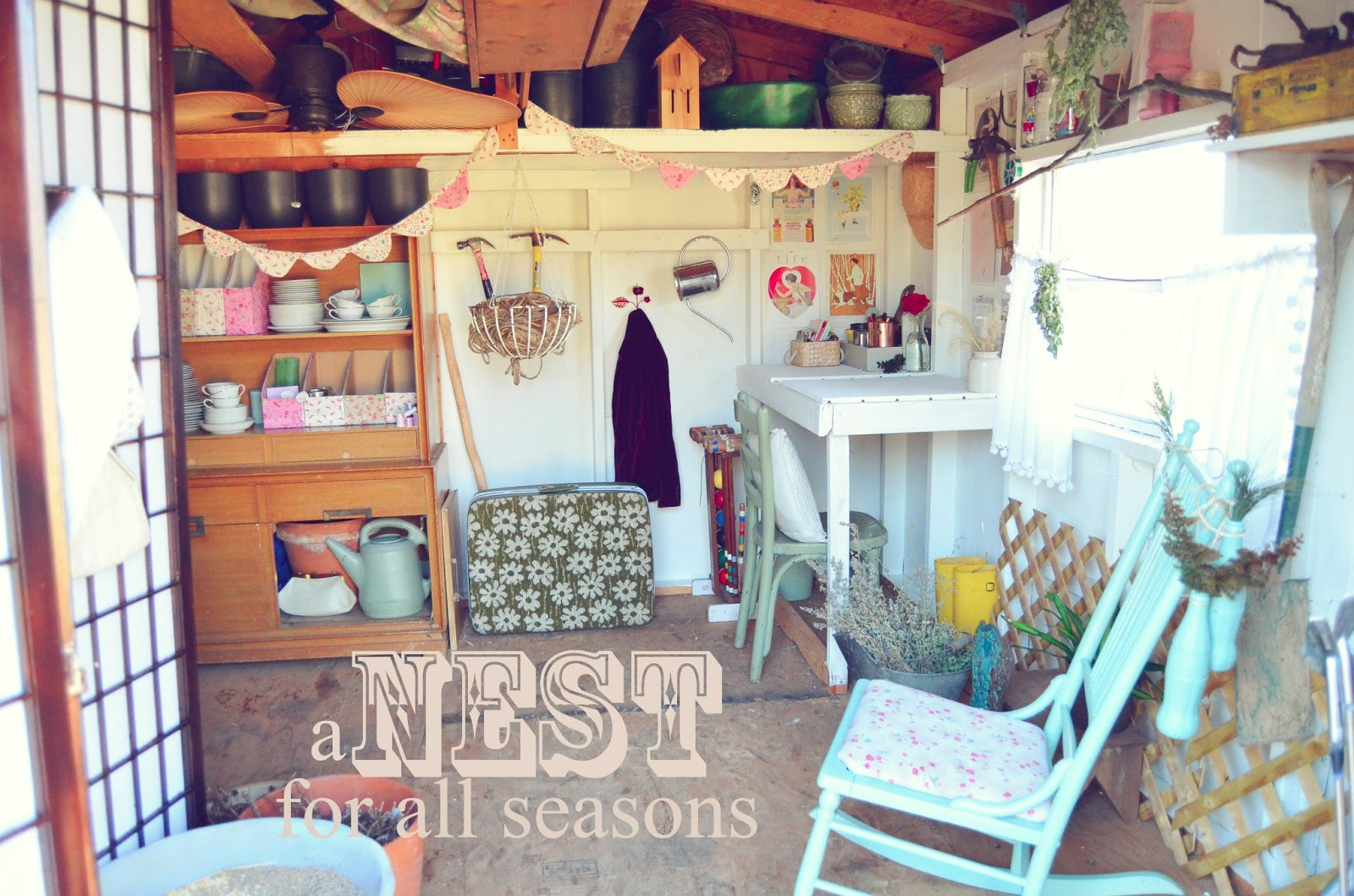 A Nest for All Seasons Home Tour