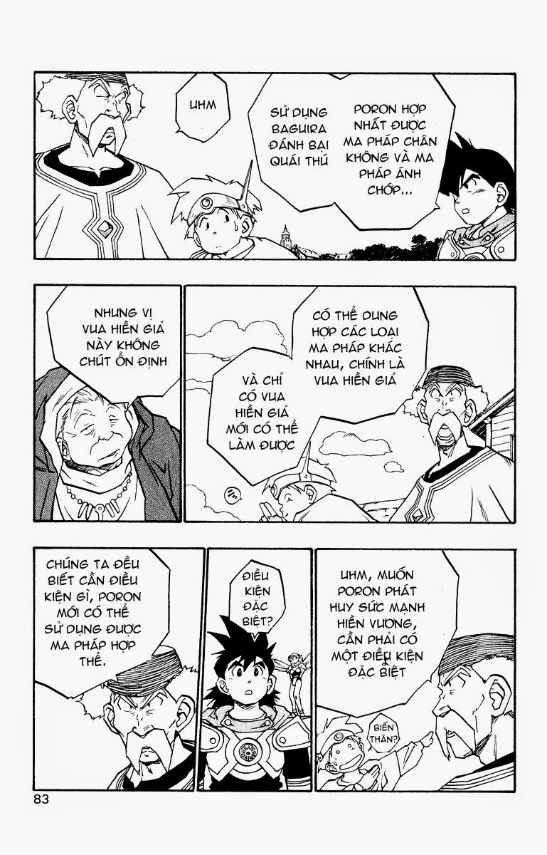 Dragon Quest: Emblem of Roto chapter 24 trang 27