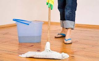 Ini Dia 4 Pekerjaan Rumah Tangga yang Dapat Menyehatkan Badan Anda