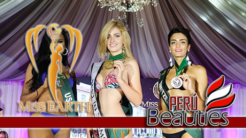 Miss Earth 2017 | Swimsuit Competition Group 3