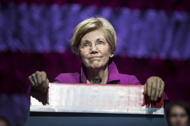 Warren's 'Native American' problem is only going to get worse