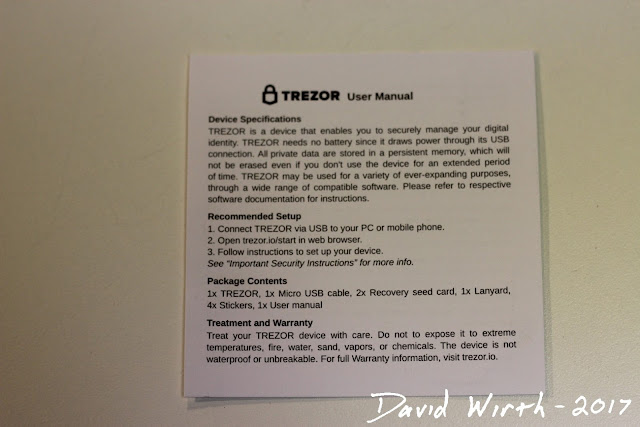 trezor instructions, hardware wallet instructions, ledger s