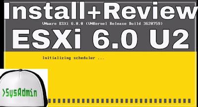 VMware ESXi 6.0 Update 2