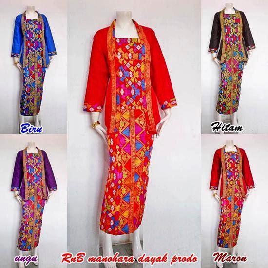 Setelan Rok Blus Baju Batik Model Terbaru Dan Modern