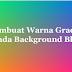Cara Membuat Background Warna Warni Pada Footer, Header, Menu Dengan CSS Pada Blog