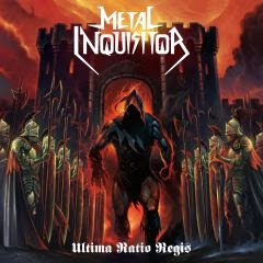 Metal Inquisitor - Ultima Ratio Regis
