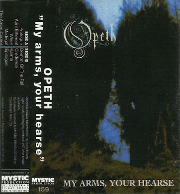 "Opeth - ""My Arms, Your Hearse"" - kaseta"