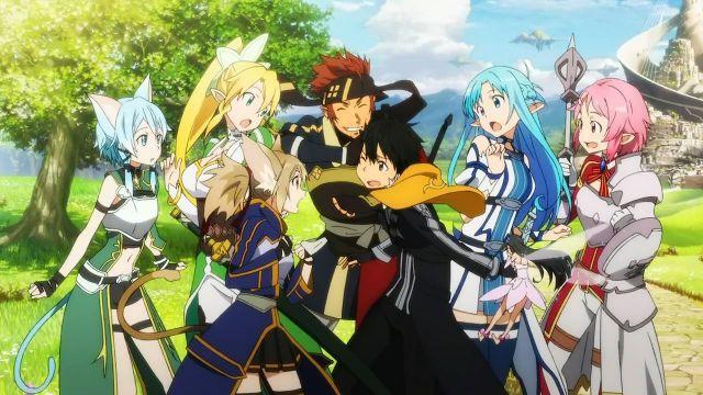 19 Anime Game Terbaik Khusus untuk Para Gamers