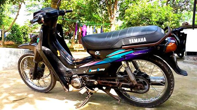 Yamaha Alfa standar