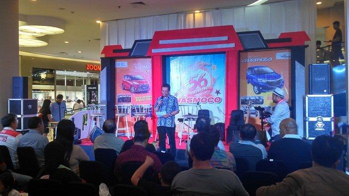 Nasmoco Solo Raya Apresiasi Komunitas Toyota di Jawa Tengah