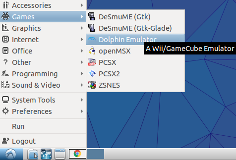 How to play Wii and Gamecube games on Lubuntu - tutorials