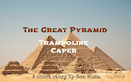 """The Great Pyramid Trampoline Caper"""