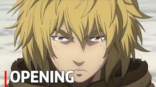 Vinland Saga: abertura do anime