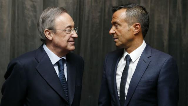 Ông trùm Flo Perez thương thảo vụ bán C.Ronaldo