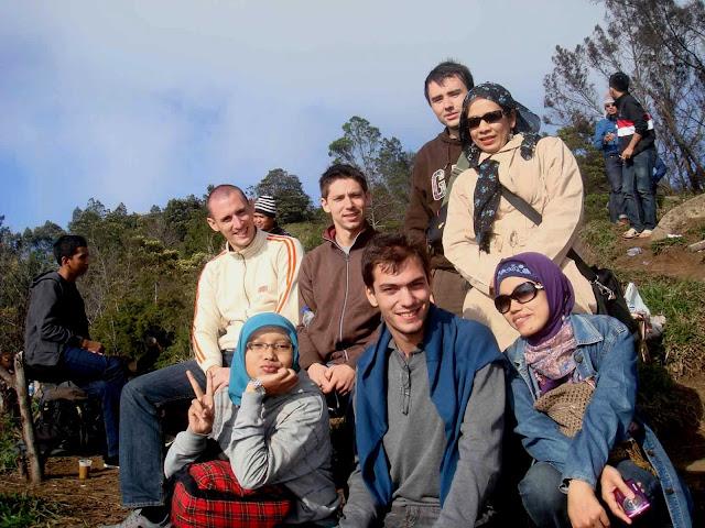Meet Up dengan Turis Bule dari Perancis