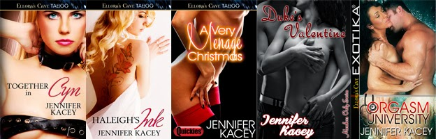 Jennifer Kacey Books
