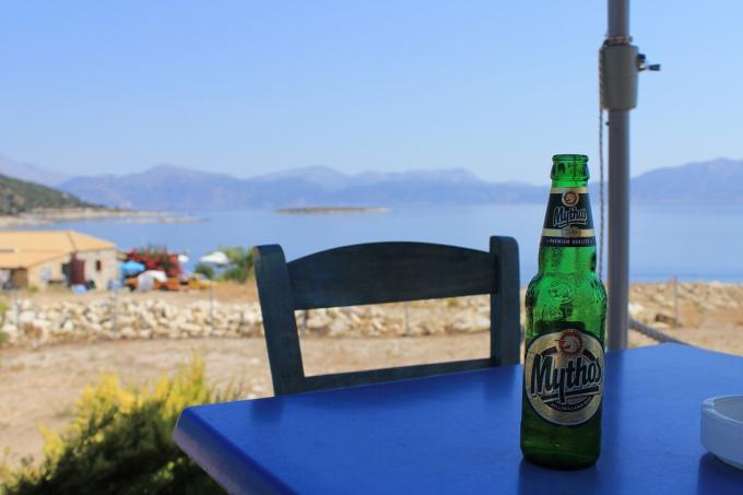 Meganisi-saari, Kreikka / päiväretki Lefkaksesta