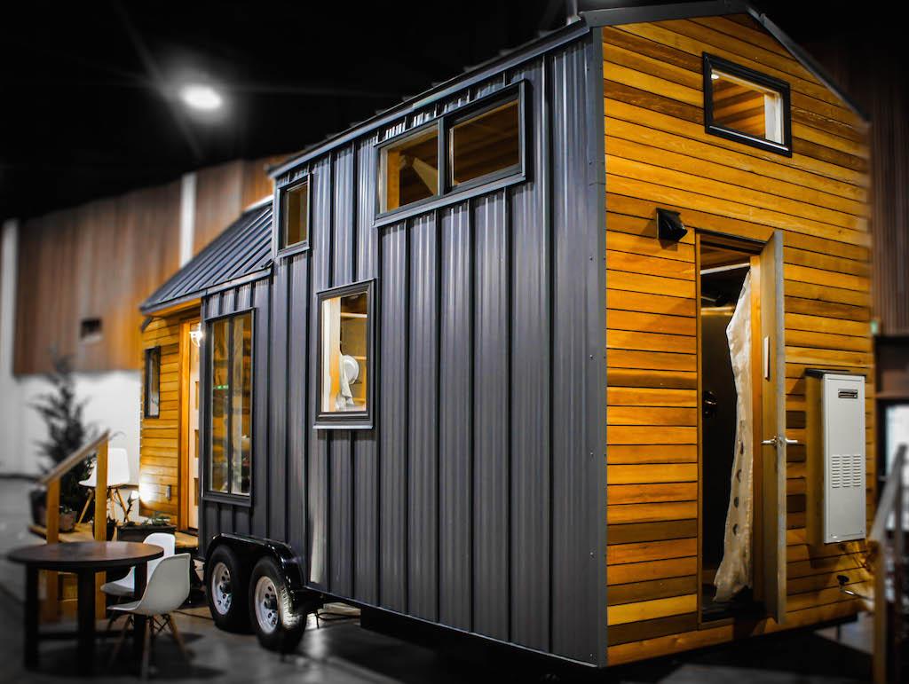 Tiny House Town The Kootenay From Greenleaf Tiny Homes