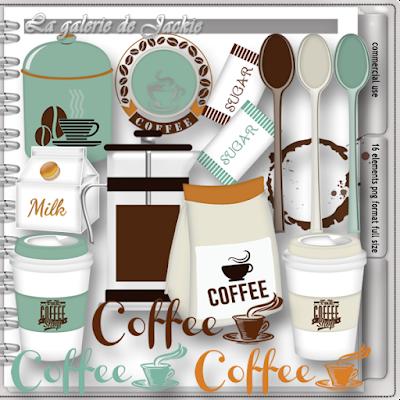 Wilma4ever blog train - Coffee time