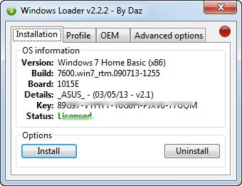 Anda hanya diperbolehkan untuk menginstalnya pada satu komputer atau laptop saja Cara Aktivasi Windows 7 Permanen Ultimate dan Professional