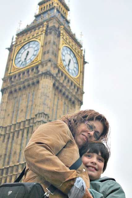 Viaje a Londres con niños, preparativos