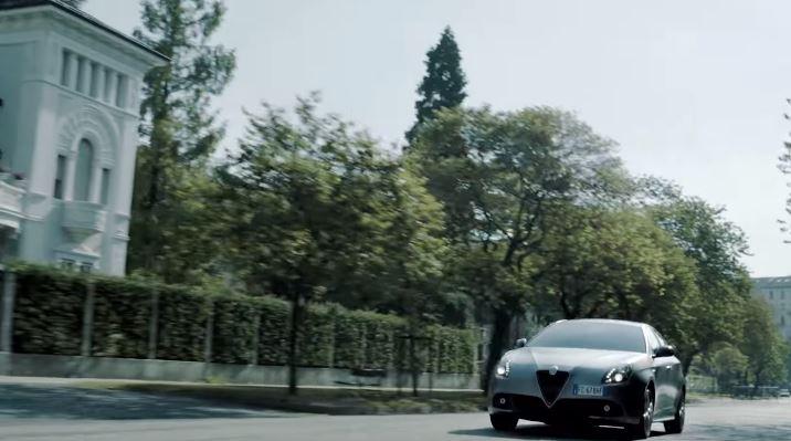Canzone Alfa Romeo Nuova Giulietta con interni rossi Pubblicità | Musica spot Ottobre 2016