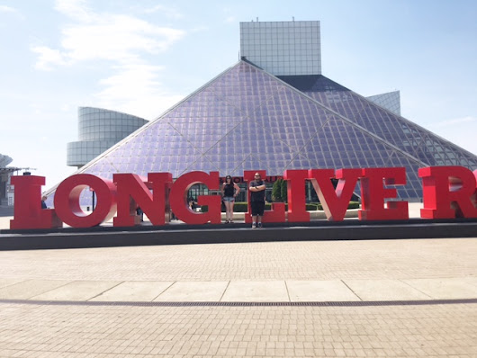 My Day At The Rock and Roll Hall of Fame