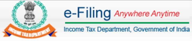 Online Income Tax Return e-Filing