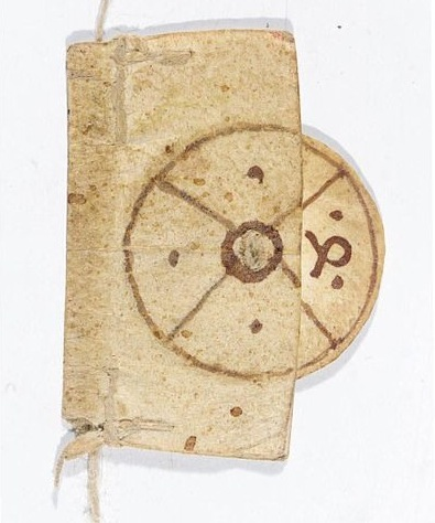 Clever Bookmark from the 13th or 14th Century